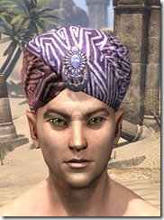 Madgod's Turban - Male Front
