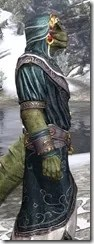 Noble Clan Chief - Argonian Male Close Side