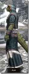 Noble Clan Chief - Argonian Male Side