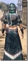 Noble Clan Chief - Female Close Rear