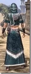Noble Clan Chief - Female Rear