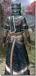 Noble Clan Chief - Khajiit Female Close Rear