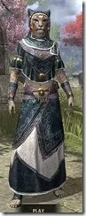 Noble Clan Chief - Khajiit Female Front