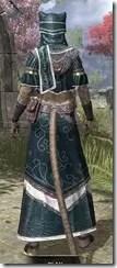Noble Clan Chief - Khajiit Female Rear