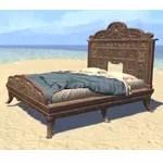 Elsweyr Bed, Rumpled Elegant Double