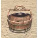 Elsweyr Bucket, Wooden