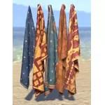 Elsweyr Fabric, Hanging