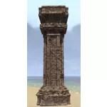 Elsweyr Pillar, Ancient Stone