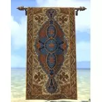 Elsweyr Tapestry, Amber Vines