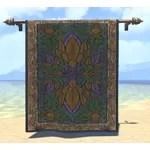 Elsweyr Tapestry, Water Flowers