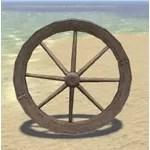 Elsweyr Wagon Wheel, Ironshod