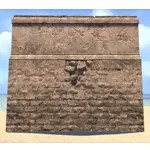 Elsweyr Wall, Wide Masonry