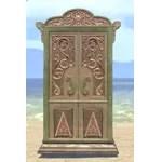 Elsweyr Wardrobe, Elegant Wooden