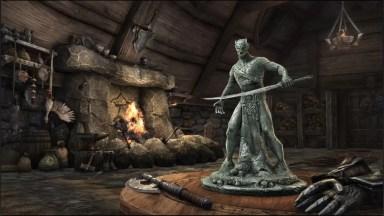 Statuette: Malacath, Orc-Father
