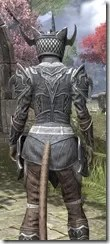 Meridian Rawhide - Khajiit Female Close Rear