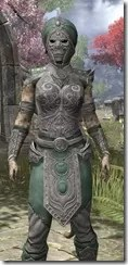 Pellitine Homespun - Khajiit Female Shirt Close Front