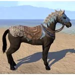 Elder Dragon Hunter Horse