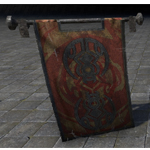 Morrowind Banner of the 6th House