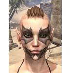 Plague Dragon Face Stains