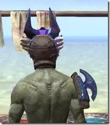 Opal Troll King - Argonian Male Rear