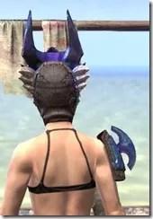 Opal Troll King - Female Rear