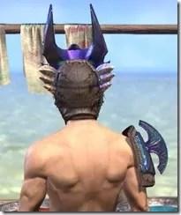 Opal Troll King - Male Rear