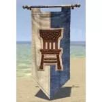Banner, Furnishings