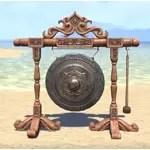 Elsweyr Gong, Ornate