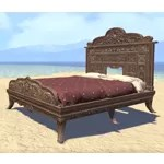 Elsweyr Bed, Elegant Double