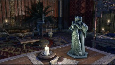Statuette: Auri-El and Xarxes