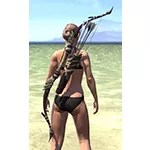 Blackreach Vanguard Ruby Ash Bow