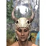 Reach-Mage Ceremonial Skullcap