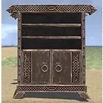 Solitude Bookcase, Noble Cabinet