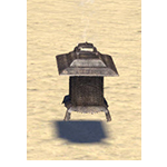 Solitude Censer, Pagoda