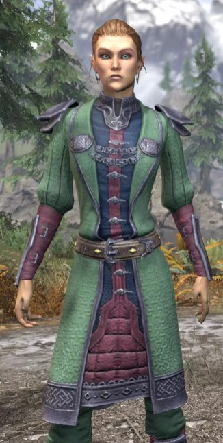 Karthwatch Jarl Finery - Dyed Close Front