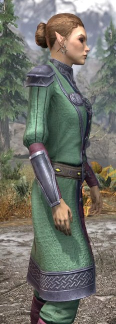 Karthwatch Jarl Finery - Dyed Close Side