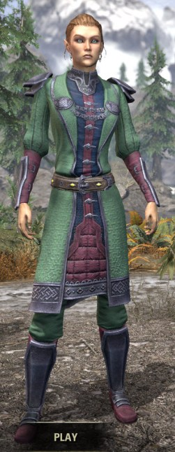 Karthwatch Jarl Finery - Dyed Front