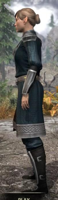 Karthwatch Jarl Finery - Female Side