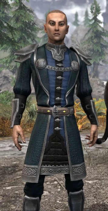 Karthwatch Jarl Finery - Male Close Front