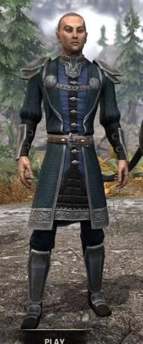 Karthwatch Jarl Finery - Male Front
