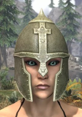 Karthwatch Spangenhelm - Dyed Front