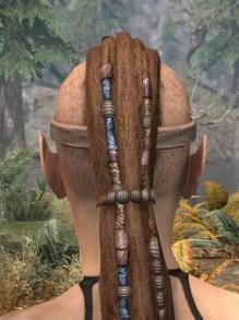 Morthal Jarl Circlet - Female Rear