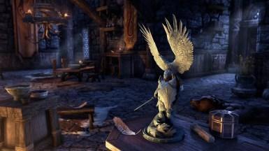 Statuette: Auri-El, Aldmer King