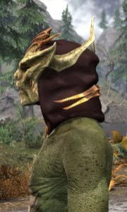 Lady Thorn - Argonian Male Side