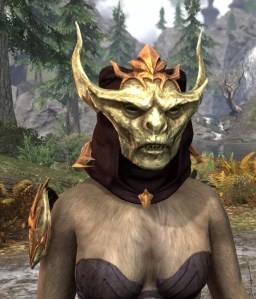 Lady Thorn - Khajiit Female Front
