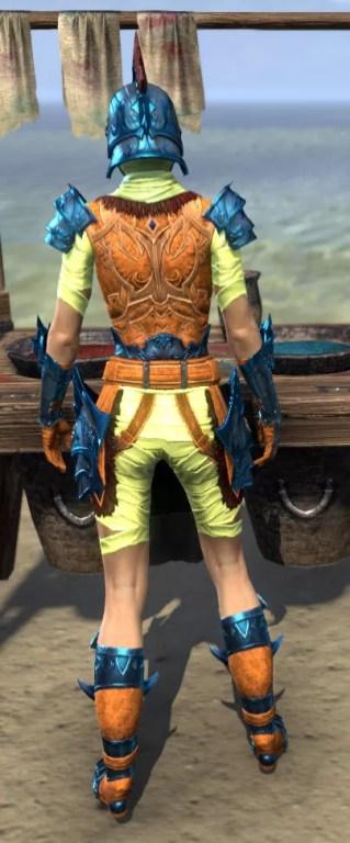 Legion Zero Vigiles - Dyed Rear