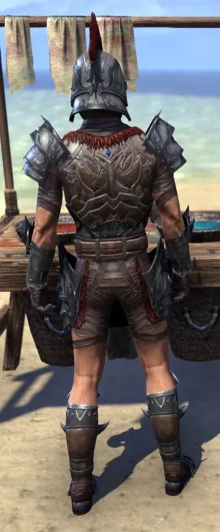 Legion Zero Vigiles - Male Rear