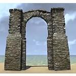 Solitude Archway, Stone
