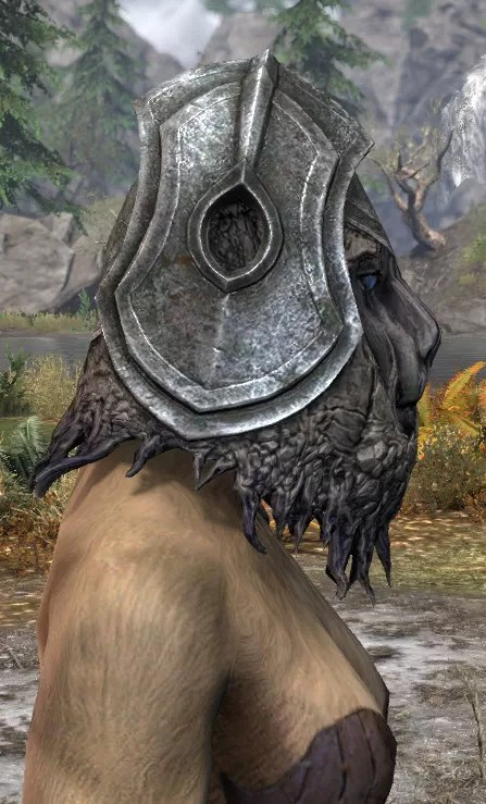 Stone Husk - Khajiit Female Right