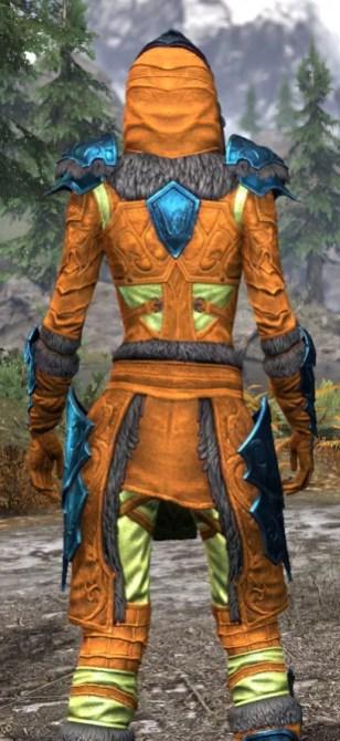 Thorn Legion Heavy - Dyed Close Rear